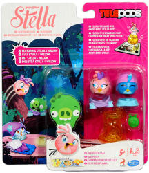 Hasbro Angry Birds Stella Telepods Duo Pack