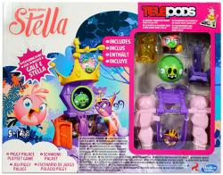 Hasbro Angry Birds Stella Telepods Malac Kastély