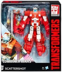 Hasbro Transformers Combiner Wars Scattershot (B4664)