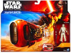 Hasbro Star Wars Az Ébredő Erő Rey Siklója (B3676)