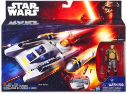 Hasbro Star Wars Az Ébredő Erő Y-szárnyú Vadász (B3677)
