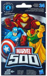 Hasbro Marvel 500 Mini Figura Zsákbamacska (B6641)