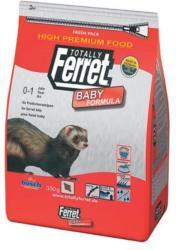 bosch Totally Ferret Baby eledel kölyök és fiatal vadászgörényeknek 1,75kg