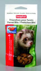 Beaphar Ferret Bits vitaminos jutalomfalat vadászgörényeknek 35g