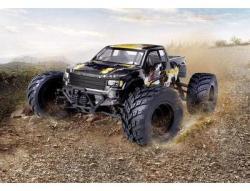 Reely Core Brushed Elektro Monstertruck 1:10 XS