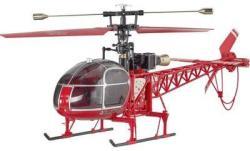 Reely L400 - egyrotoros helikopter