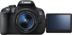 Canon EOS 700D +18-55mm DC III