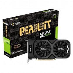 Palit GeForce GTX 1050 Ti Dual OC 4GB GDDR5 128bit PCIe (NE5105TS18G1D)