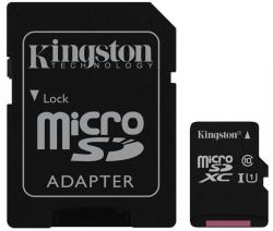 Kingston MicroSDXC 256GB Class 10 SDC10G2/256GB