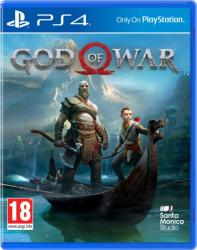 Sony God of War IV (PS4)