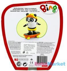 Fisher-Price Bing - gördeszkázó Panda