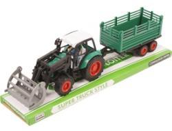 Markoló traktor utánfutóval 101049888 17006-7