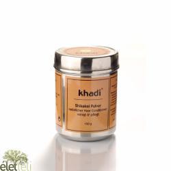 Khadi Shikakai por természetesen tisztít intenzíven ápol 150g