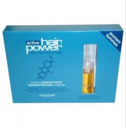 ALFAPARF Milano Active Hair Power hajhullás elleni koncentrátum nőknek 10ml