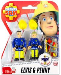 Simba Sam A Tűzoltó: Elvis és Penny