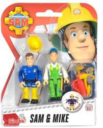 Simba Sam A Tűzoltó: Sam és Mike