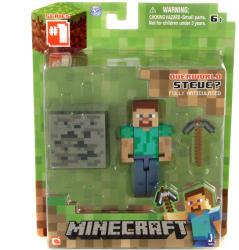 Mojang Minecraft Steve