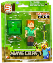 Jazwares Minecraft Alex
