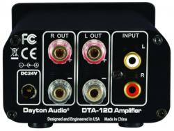 Dayton Audio DTA-120
