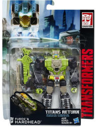 Hasbro Transformers Titans Return Furos és Hardhead