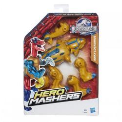 Hasbro Jurassic World Hero Mashers Ankylosaurus Hybrid