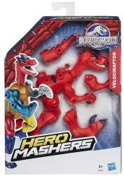 Hasbro Jurassic World Hero Mashers Velociraptor Hybrid