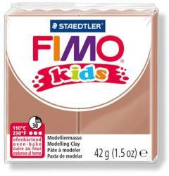 FIMO Kids égethető gyurma - világosbarna 42g (FM803071)
