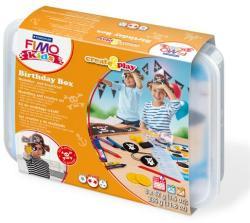 FIMO Kids Create & Play égethető gyurma készlet - kalóz 8x42g (FM803305)