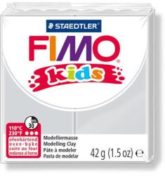 FIMO Kids égethető gyurma - világosszürke 42g (FM803080)