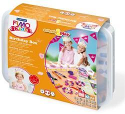 FIMO Kids Create & Play égethető gyurma készlet - hercegnő 8x42g (FM803304)
