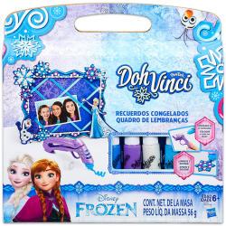 Hasbro Play-Doh DohVinci Jégvarázs: emlékeztető tábla készítő gyurmaszett