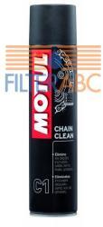 Motul CHAIN CLEAN C1 lánctisztító spray 400ml
