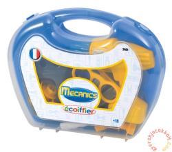 Ecoiffier Mecanics csavarhúzó készlet bőröndben (2401)