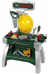 Klein Bosch Junior munkapad kiegészítőkkel