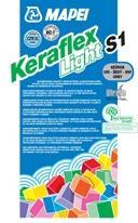Mapei Keraflex Light S1 ragasztóhabarcs 20kg