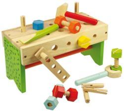 Bigjigs Toys Munkapad szerszámokkal