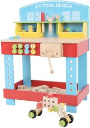 Bigjigs Toys Az én szerszámos asztalom