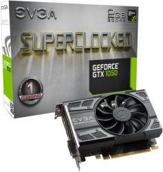 EVGA GeForce GTX 1050 SC GAMING 2GB GDDR5 128bit (02G-P4-6152-KR)