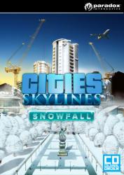 Paradox Cities Skylines Snowfall (PC)