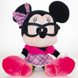 Disney: Minnie szemüvegben 43cm