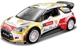 Bburago Citroen Rally DS3 WRC (Mikko Hirvonen) 1:32