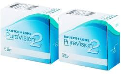 Bausch & Lomb PureVision 2 (2x6db)