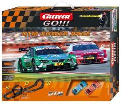Carrera GO!!! DTM Power Race autópálya (62389)