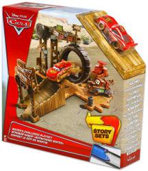 Mattel Verdák pályarendszer közepes szett autóval - Matuka kihívása