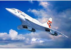 Revell Concorde British Airways 1/72 4997