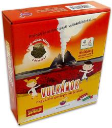 Twinzlab Vulkánok - Nagyszerű geológia kísérletek