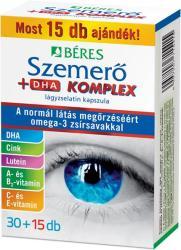 BÉRES Szemerő + DHA Komplex Kapszula - 45db
