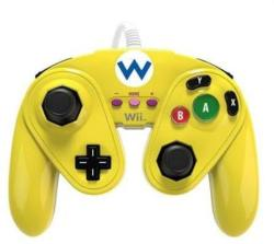 PDP Wario Gamecube Controller for Nintendo Wii U