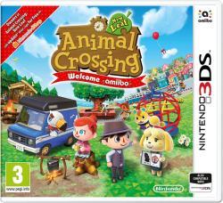 Nintendo Animal Crossing New Leaf Welcome Amiibo (3DS)