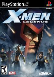 Activision X-Men Legends (PS2)
